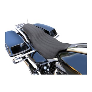 Saddlemen Knuckle 2-Up Seat For Harley Touring 2008-2016