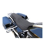 Saddlemen Knuckle 2-Up Seat For Harley Touring 2008-2015