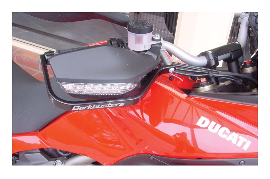 Full Face Cruiser Helmets >> Barkbusters Guards For Ducati Multistrada 1200 / S 2010 ...