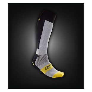 Klim Socks Black / MD [Demo]