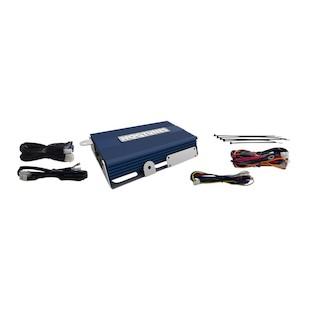 Hogtunes 200 Watt Amplifier Kit For Harley Touring 2014-2017
