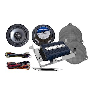 Hogtunes Speaker And Amp Kit For Harley Street Glide 2014-2018