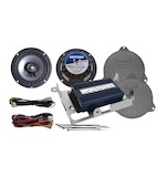 Hogtunes Speaker And Amp Kit For Harley Street Glide 2014-2016