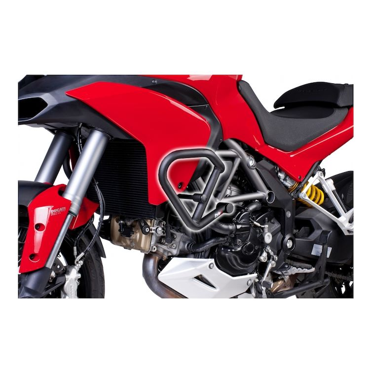 Puig Engine Guards Ducati Multistrada 1200 / S 2013-2014