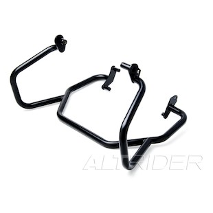 AltRider Crash Bars BMW F650GS Black [Blemished]
