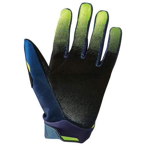 Fox mens glove size chart
