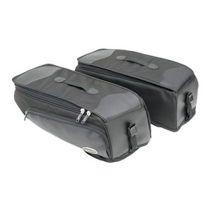 Saddlemen Deluxe Saddlebag Storage Bags For Harley Touring 1993-2013