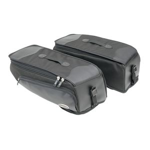 Saddlemen Deluxe Saddlebag Storage Bags For Harley