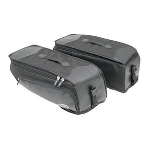 Saddlemen Deluxe Saddlebag Storage Bags For Harley