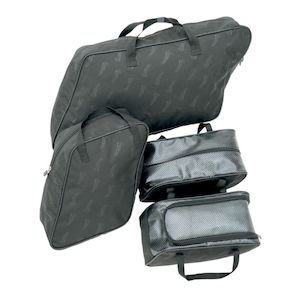 Saddlemen Saddlebag Cube Liner Bag Set For Harley Touring 1993-2013
