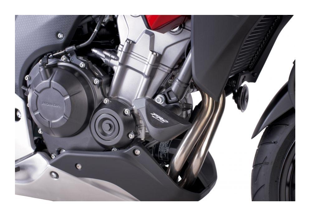 Puig Pro Frame Sliders Honda Cb500f Cb500x 2013 2019 5 793