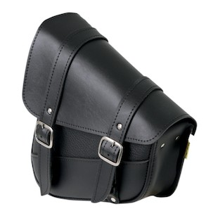 Willie & Max Swing Arm Saddlebag For Softail