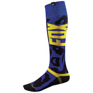 Fox Racing Coolmax Thin Marz Socks (MD)