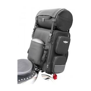 T-Bags Lonestar Bag With Roll Bag & Top Net