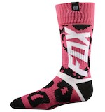 Fox Racing Youth Girl's MX Marz Socks