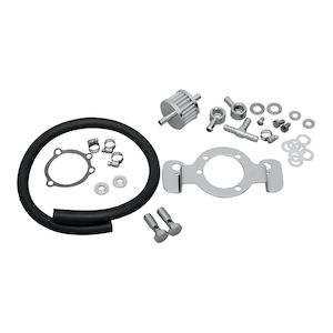Drag Specialties Breather Support Kit For Harley Sportster 2007-2018