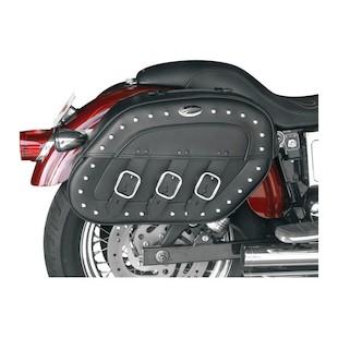 Saddlemen Slant Saddlebags For Harley Sportster 1994-2015
