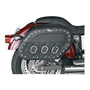 Saddlemen Slant Saddlebags For Harley