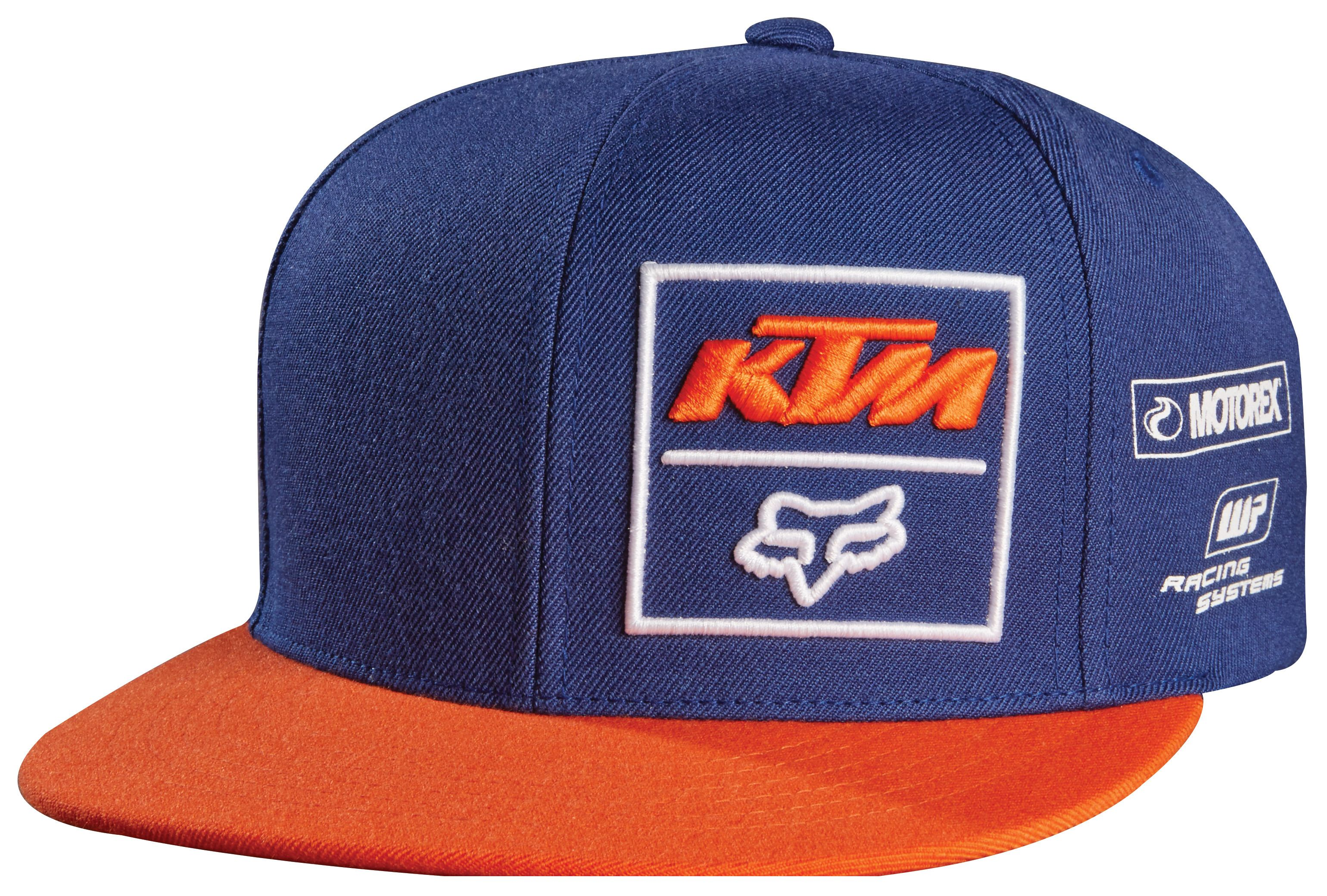 the best attitude 06eff 0fb47 ... coupon code for fox racing ktm snapback hat 12 4.20 off revzilla 07450  92b38 ...