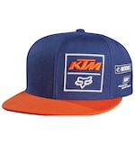 Fox Racing KTM Snapback Hat
