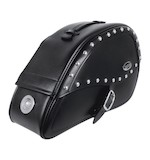 Saddlemen Teardrop Saddlebags With LED Lights For Harley Softail 1984-2017