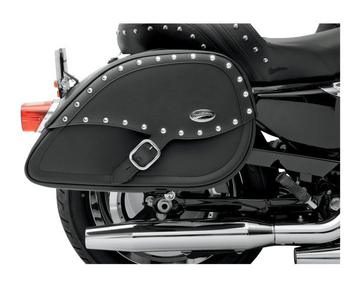 Saddlemen Teardrop Saddlebags For Harley Sportster 1994 2019 10 39 40 Off Revzilla