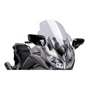 Puig Touring Windscreen Yamaha FJR1300 2013-2014