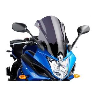 Puig Touring Windscreen Yamaha FZ6R 2009-2014