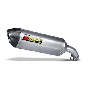 Akrapovic Slip-On Exhaust Honda VFR800 2014