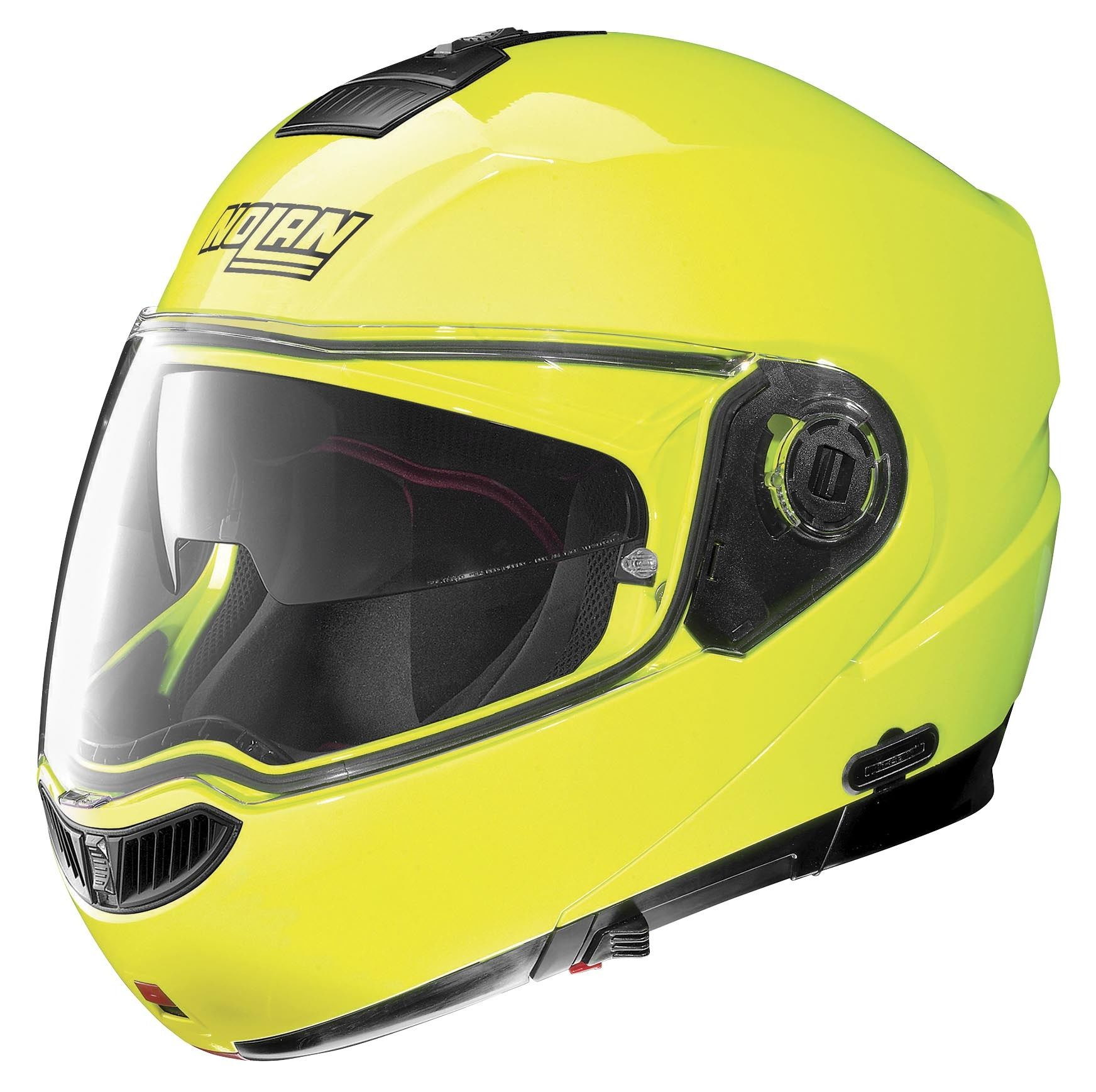 Nolan N104 Evo Hi Viz Helmet 20 105 99 Off Revzilla