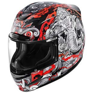 Icon Airmada Ganesh Motorcycle Helmet