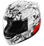 Icon Airmada Miscreant Helmet (Size 3XL Only)