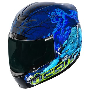 Icon Airmada Thriller Motorcycle Helmet