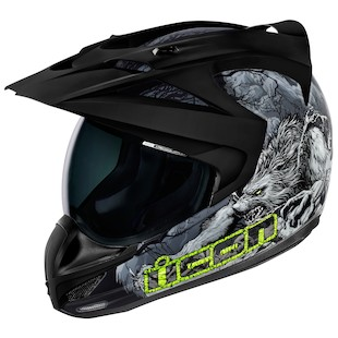 Icon Variant Thriller Motorcycle Helmet