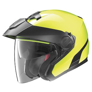 Nolan N40 Hi-Viz Helmet