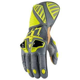 Icon Hypersport Pro Long Motorcycle Gloves