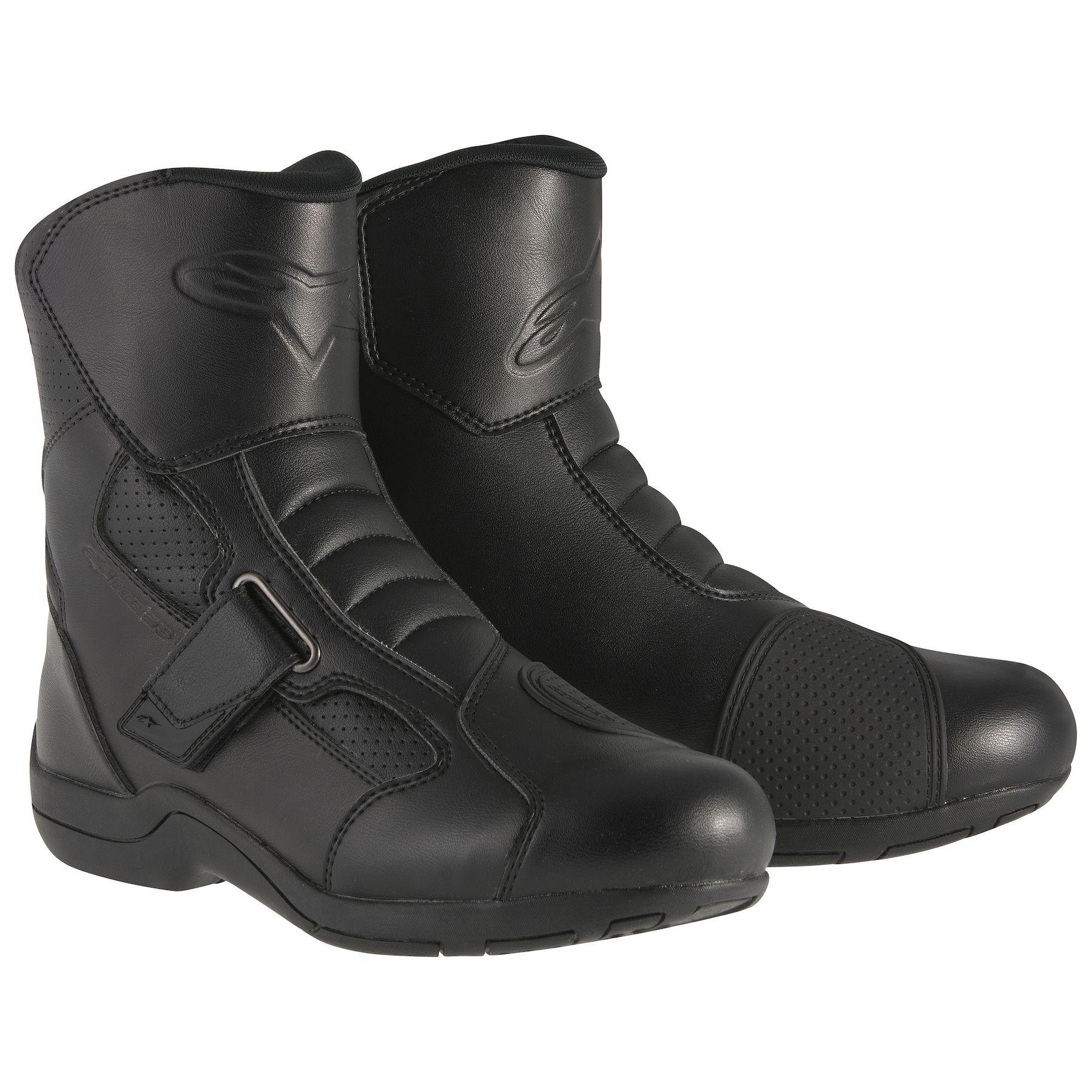 8 US 39 Euro//Black Alpinestars Womens Stella Valencia Waterproof Boots