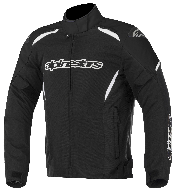 Alpine Motorcycle Gear >> Alpinestars Gunner Wp Jacket Revzilla