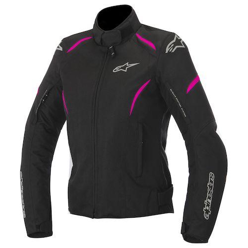 Alpinestars stella gunner wp jacket revzilla for Chaquetas guapas