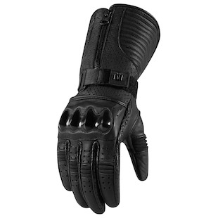 Icon 1000 Fairlady Motorcycle Gloves