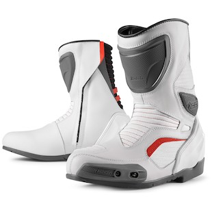 Icon Overlord Motorcycle Boots