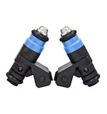 Trask Hi-Flow Fuel Injectors For Harley Twin Cam 2001-2013