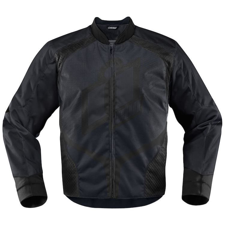 Icon Overlord Textile Jacket 21 31 00 Off Revzilla