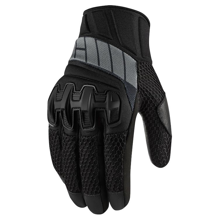 ... Summer Gloves · Icon Gloves. Stealth Black
