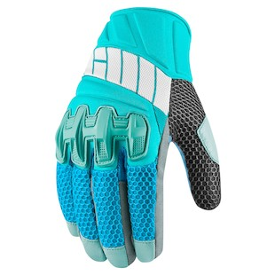 Icon Women's Overlord Mesh Motorcycle Gloves