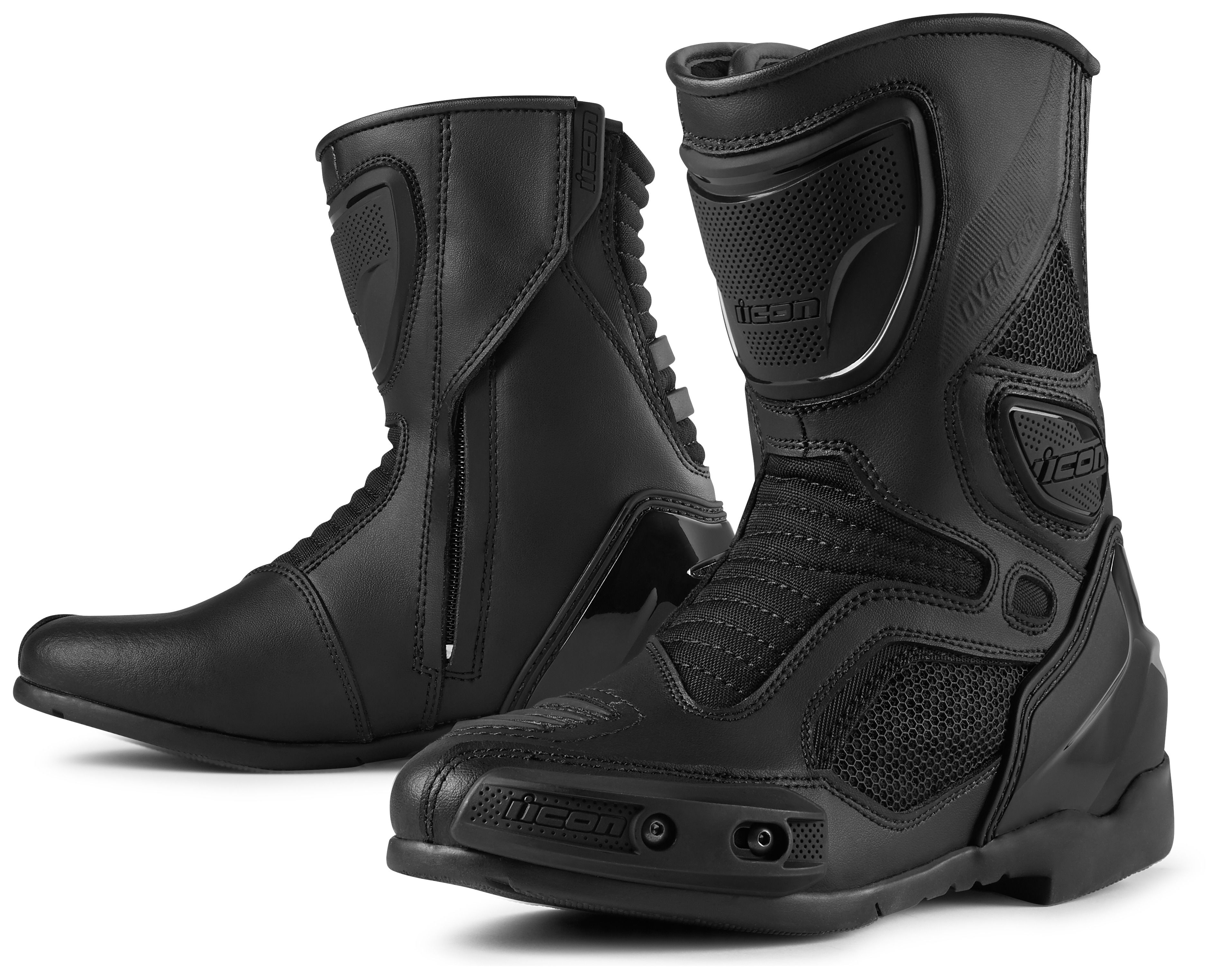 Icon Overlord Women's Boots [Size 5 Only] - RevZilla