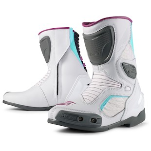 Icon Women's Overlord Motocycle Boots
