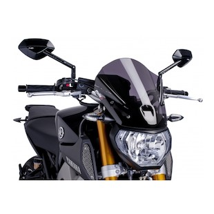 Puig Touring Windscreen Yamaha FZ-09 2014