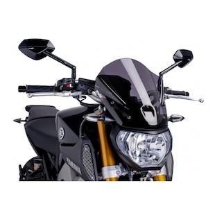 Puig Touring Windscreen Yamaha FZ-09 2014-2015