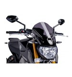 Puig Touring Windscreen Yamaha FZ-09 2014